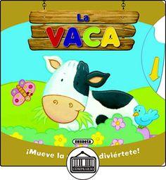 La vaca (Ruedas divertidas) de Equipo Susaeta ✿ Libros infantiles y juveniles - (De 0 a 3 años) ✿