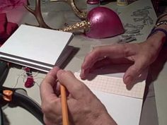Here is the vid I used while learning longstitch binding...