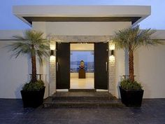 front entry of balinese villas - Google Search