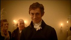 It's been too long since I posted a picture of JJ Feild (Henry Tilney!!!!)