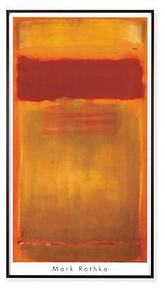 Rothko, Untitled, 1949 - Wall Art - Accessories - Room & Board