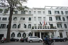 Hotel Sofitel Legend Metropole Hanoi: French colonial luxury in Vietnam