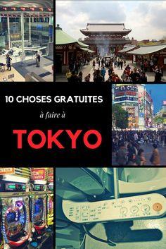 Nous avons été étonné de constater que dans l'une des villes les plus chères du monde (et même bien placée dans le top 3), on trouve de nombreuses choses à faire gratuitement. Si Tokyo a toujours été un rêve, n'hésitez plus d'autant que l'on trouve aujourd'hui des billets d'avion pas chers. Après les 12 hébergements incontournables où dormir au Japon, voici une petite sélection de 10 choses gratuites que l'on a testées lors de notre passage dans la capitale japonaise.