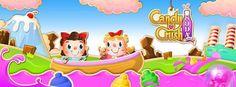 Candy Crush Soda Saga, banner