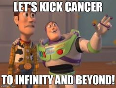 ...to Infinity and Beyond! Follow us on Twitter @Relay For Life of Vinings - Smyrna, GA and Like us on https://facebook.com/RelayForLifeOfViningsSmyrnaGA Get involved or make a tax-deductible donation>> https://RelayForLife.org/ViningsSmyrnaGA