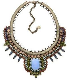 ShopStyle.com: Dannijo Eva Necklace $788.00