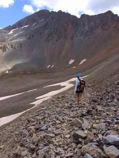 Backpacking Rocky Mountains