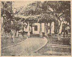 Glorieta en la Plaza Colón - 1929