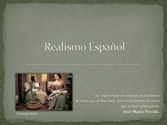 Habla del contexto histórico, las característica, autores y obras del realismo literario.