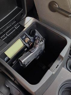How-To: Concealed Handgun - Second Generation Nissan Xterra Forums Truck Mods, Car Mods, Laura Lee, Hidden Compartment In Car, Ford Trucks, Pickup Trucks, Tactical Truck, Tactical Gear, Gun Storage