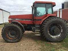 1994 Case IH Magnum 7250 Tractor for sale by owner on Heavy Equipment Registry  http://www.heavyequipmentregistry.com/heavy-equipment/16568.htm