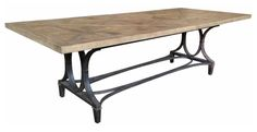 MF Bourke 250cm Dining Table, Dining Tables