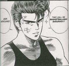 """Money, it's gotta be the shoes""-- quick thoughts on Slam Dunk Volume 3 Manga Art, Manga Anime, Collages, Slam Dunk Manga, Miyagi, Old Anime, Slums, Blade Runner, Anime Characters"