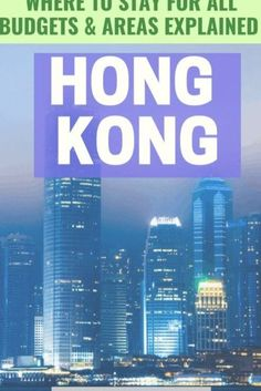Guide to where to stay in Hong Kong for the first time. Neighbourhoods and hotels - Lanai Island, Where Is Bora Bora, Travel Destinations, Travel Tips, Travel Ideas, Travel Plan, Workout Rooms, City Break, Find Picture