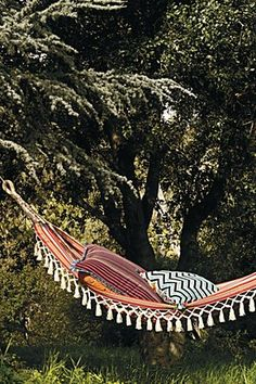 afternoon nap - I wish I owned 1000,000 hammocks all over the world and I could just teleport myself from one to the next :)