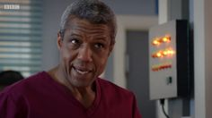 Ric Griffin - Hugh Quarshie 18.52 Holby City