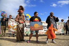Protesters Call for Ending Coal's Threats to Great Barrier Reef:  More than 100 people trespass on a private industrial site slated to become the world's biggest coal port.