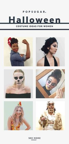 105 DIY Costumes For Women You'll Be OBSESSED With