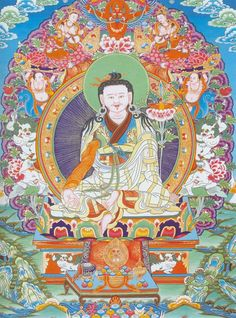 #Buddhism #Dzogchen · Yeshe Lama - From the Heart Essence of the Vast Expanse of the Great Perfection, the Instructions on the Stages of the Path to the State of the Original Protector, Called the Primordial Wisdom Lama — by Vidyadhara Jigmed Lingpa
