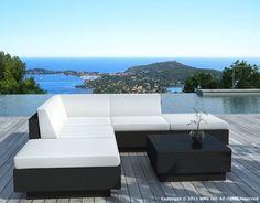 Idées déco : Tables de jardin - Terrasses - Salons de jardin | Idées ...