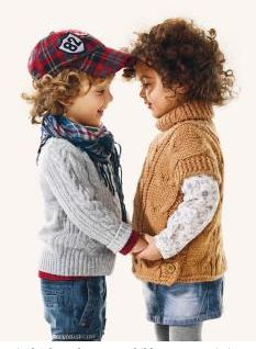 United Colors of Benetton Fall 2011 Ad