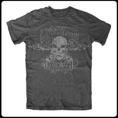 Lynyrd Skynyrd - Biker Patch T