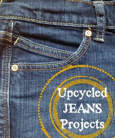 21 Upcycled Jeans Pr