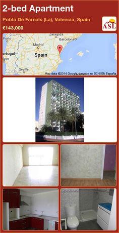 2-bed Apartment in Pobla De Farnals (La), Valencia, Spain ►€143,000 #PropertyForSaleInSpain