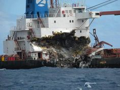 The M/V Seagate, a 28,836 dwt general cargo ship owned by Zodiac Maritime, was badly damaged in the collision and taking on water.  18 of its 21 crewmembers boarded life rafts while the remaining 3 stayed on the vessel for damage assessment.   Of the 18 crewmembers who boarded life rafts, 17 were later recovered by the Timor Stream, and one was recovered by a good-samaritan motor yacht.  Amazingly, no one was injured.
