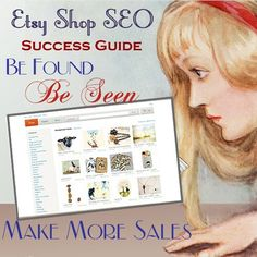 Etsy Relevancy and Google SEO Success Guide  for by SEOWebDesign, $14.90