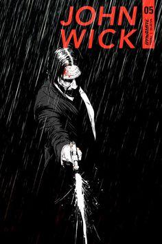 John Wick Comic Near Mint John Wick Comics Rare Variant Comic Books and Virgin Variant Art Covers Keanu Reeves Dynamite Movie Poster Art, Film Posters, Movie Wallpapers, Animes Wallpapers, John Wick Movie, Keanu Reeves John Wick, Wallpaper Animes, Arte Dc Comics, Baba Yaga