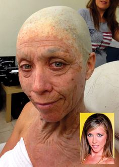 great old age makeup