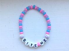Bite Me Kandi Bracelet