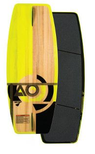 LIQUID FORCE TAO 39 WAKE SKATE BOARD