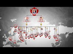 «Чайка». Фильм Фонда борьбы с коррупцией.Super mafia of prosecutor's office of Russia!