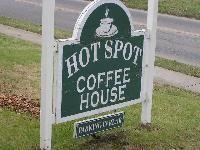hot spot coffeehouse