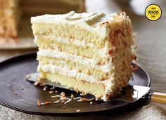 Checkout the best coconut cream cake recipe on the net! Once you try this amazing Italian goodness, you will ask for more!
