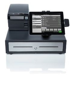 Best selling of NCR Silver POS Cash Register System for iPad or iPhone - mobile point of sale Retail Pos System, Cash Counter, Salon Business, Cake Business, Counter Design, Mobile Boutique, Home Salon, Point Of Sale, Iphone Mobile