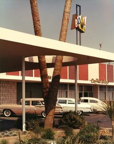 1950s Ann Darling Park Shopping Center Bowling Alley | McKee Road, San Jose, CA