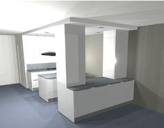 definitief ontwerp : Tekeningen van de binnenkant en buitenkant van een gebouw zoals het uiteindelijk gebouwd zal worden