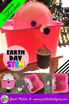 Earth Day STEM Activ