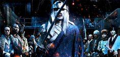 Veja imagens dos personagens do novo filme de Samurai X