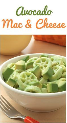 Avocado Mac and Cheese Recipe
