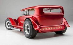 Hot Rod model car
