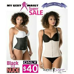 SUPER #SALE  ALERT ☆ ☆ TAG & SHARE! #SEXY AGGRESSIVE ALL BLACK OR NUDE #SPORT #LATEX #CINCHER ON SALE ONLY $40 GET YOURS! WWW.MYSEXYWAIST.COM  Lose inches! Real People #Real #Results! #trainhard #teamnowaist #corsettraining, #waisttraining, #fashion #waisted, #snatchitback, #instafit #corsets, #snatched, #waistshaper, #snatchedwaist, #waisttrainer, #Fitness #Abs #waistcinchers, #mysexywaist, #whatsawaist, #smallwaist, #nowaist, #getwaisted #love #Healthy