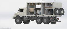 Blissmobil Expedition Vehicle