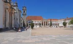 The University of Coimbra, the most cosmopolitan Portuguese universityавтор: Fotopedia Editorial Team