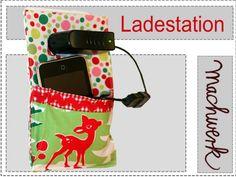 Machwerk Ladestation für Handy oder Headset