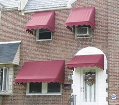 Provide cool shade, substantially lowering air conditioning bills.