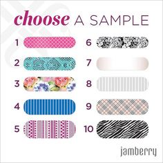 It's Try it Tuesday! Who wants to try out Jamberry for FREE? Message me with the sample you would like!